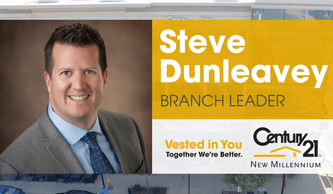 CENTURY 21 New Millennium Welcomes Steve Dunleavey as Ashburn Branch Leader