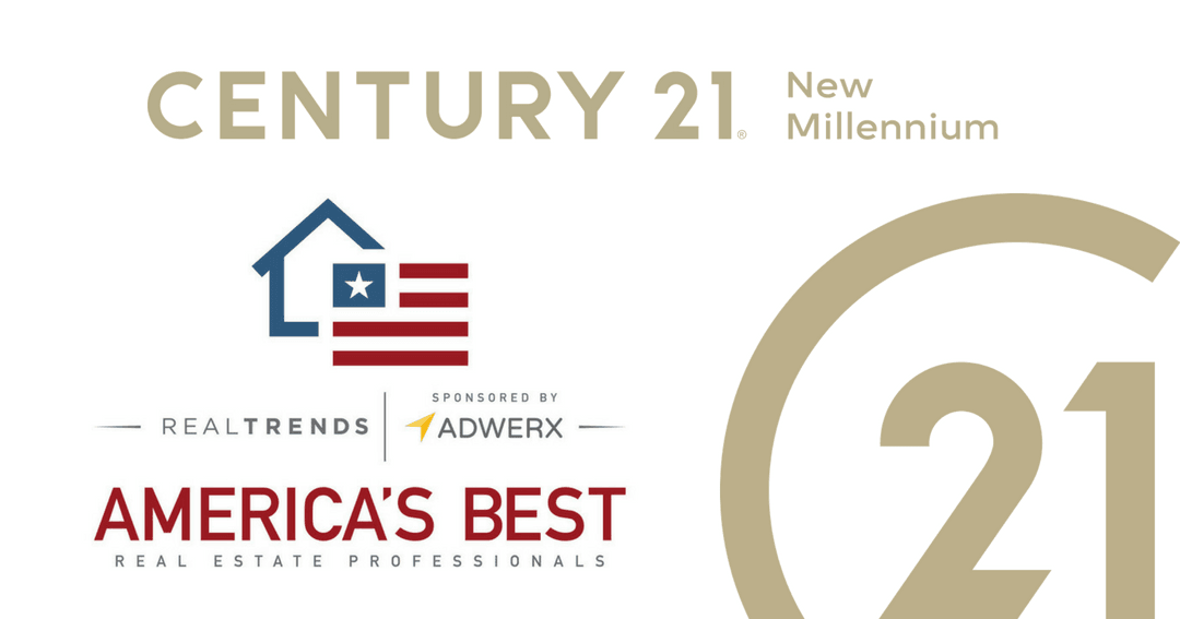 CENTURY 21 New Millennium Agents and Teams Named to America's Best Real Estate Professionals
