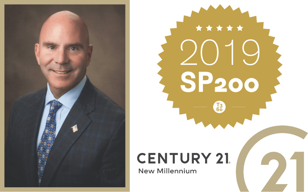 CENTURY 21 New Millennium CEO Todd Hetherington Named to Swanepoel Power 200 for Sixth Consecutive Year